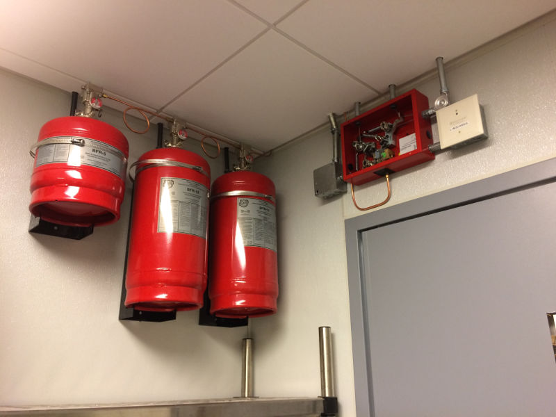 Extinguisher Inspections North Shore